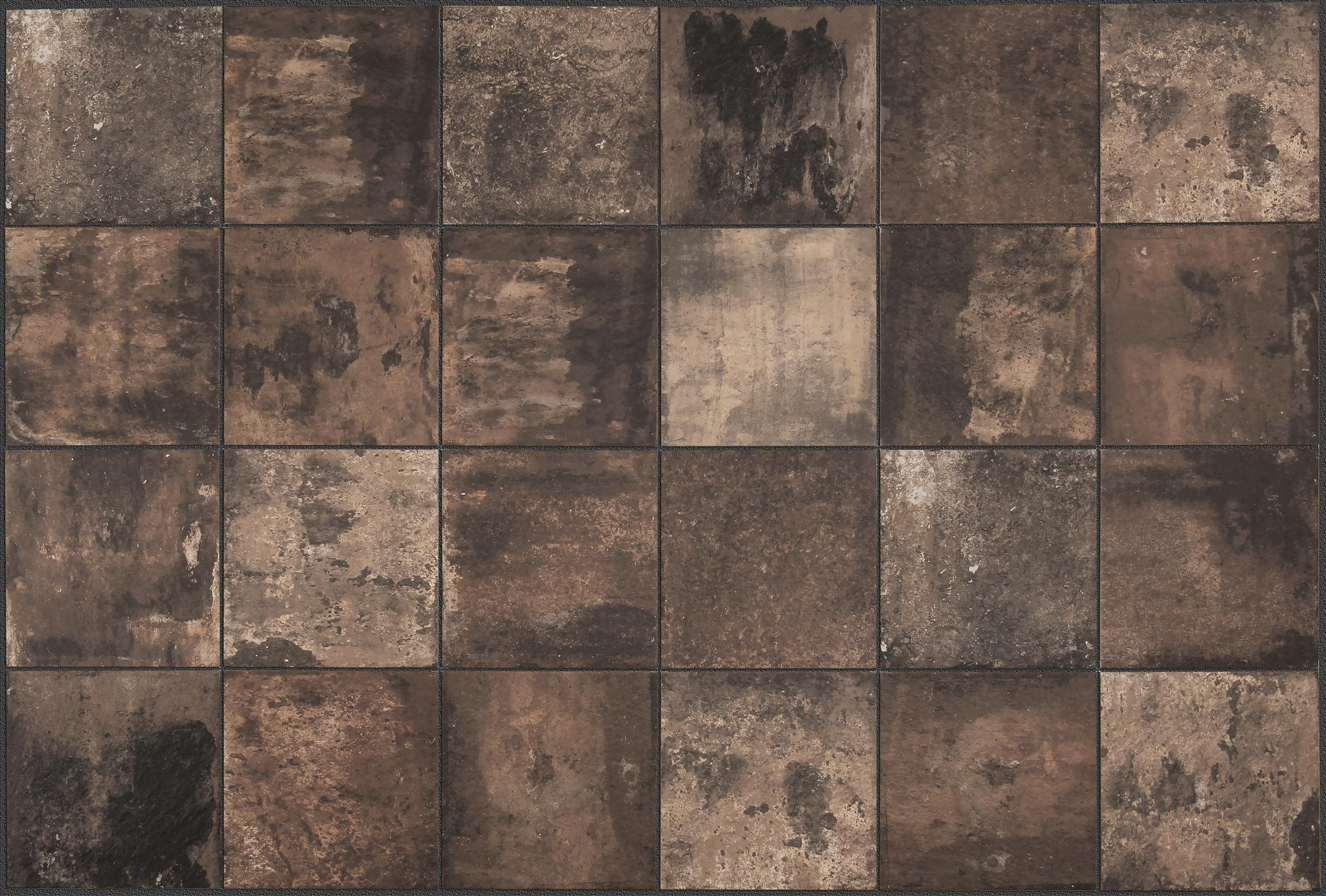 Kok Klinkergolv : Det hor or golvet vi har bestollt, det or ett klinkergolv med